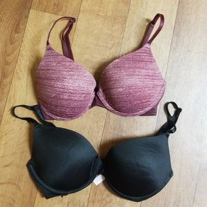 2x1 PINK Victoria's secret Brass. Size 32D